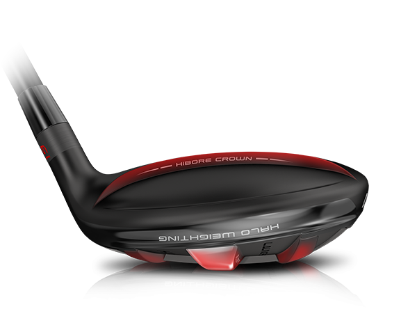 Cleveland Golf Launcher Halo Hybrids Back