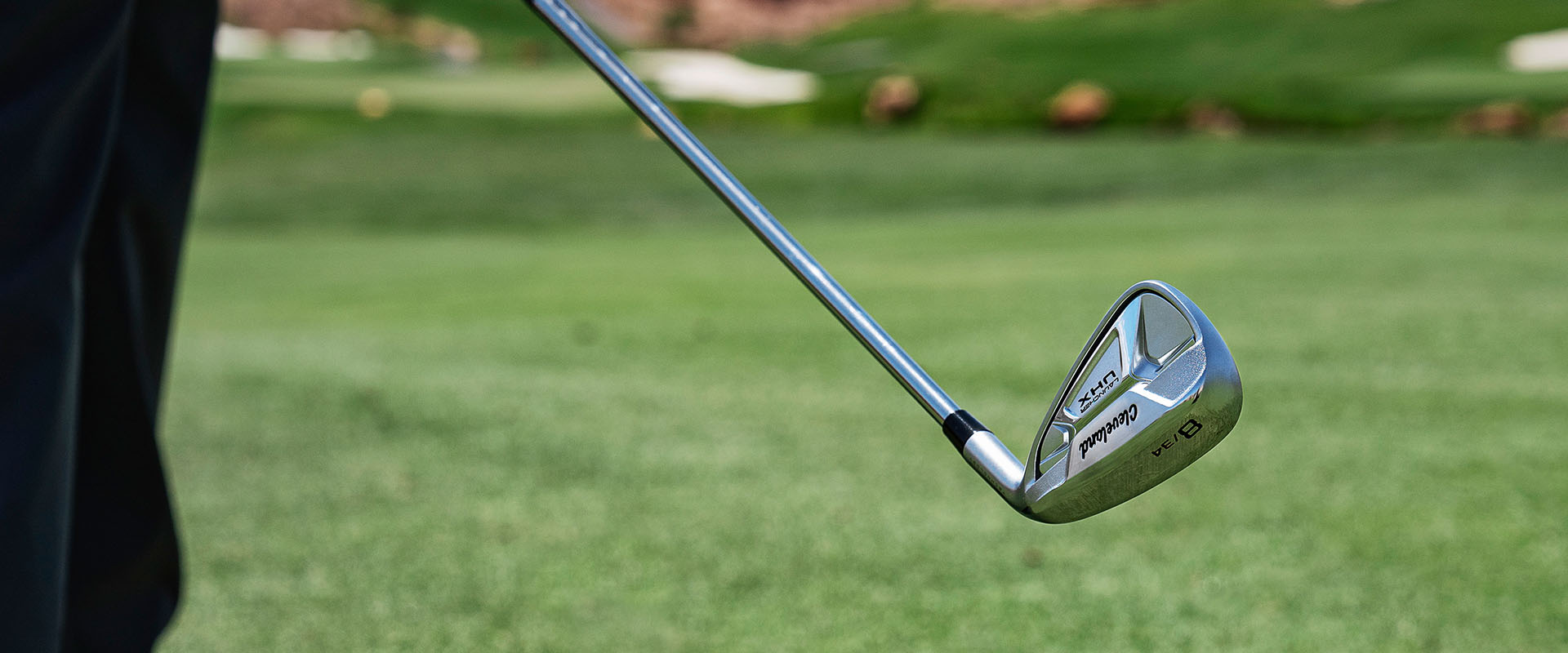 Cleveland Golf Launcher HB Turbo Woods Player Shot