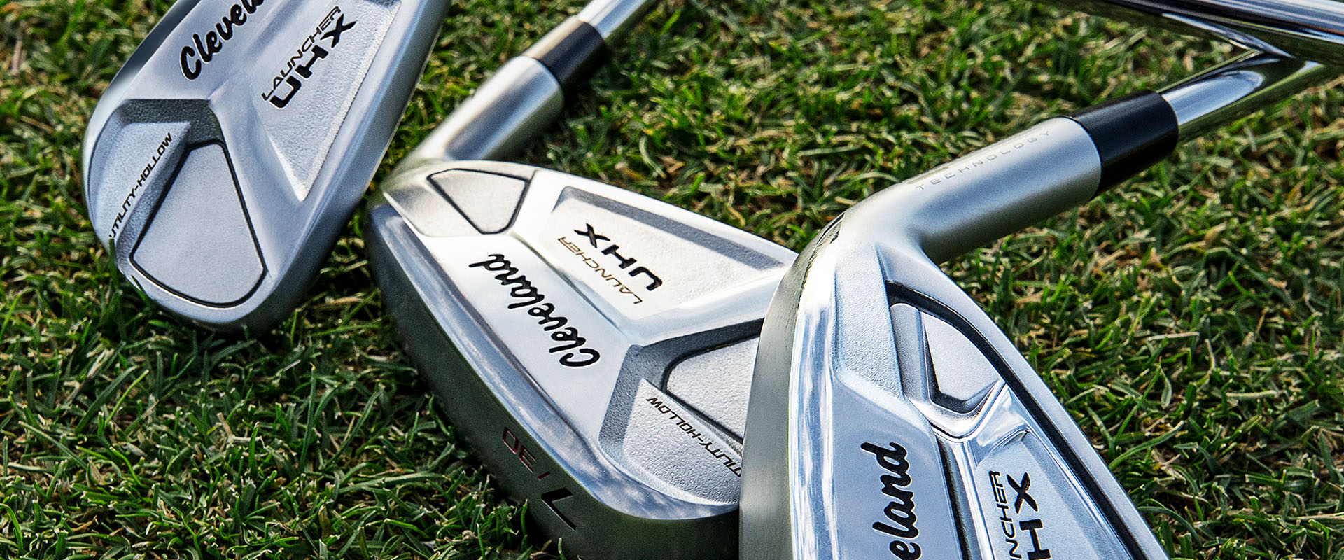 Cleveland Golf  Launcher HB Turbo Irons more fairway