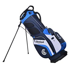 CG STAND BAG,Navy/Royal/White
