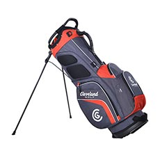 CG STAND BAG,Charcoal/Red