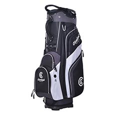 CG CART BAG,Black/Charcoal/White